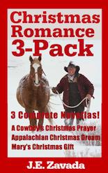 Christmas Romance 3-Pac