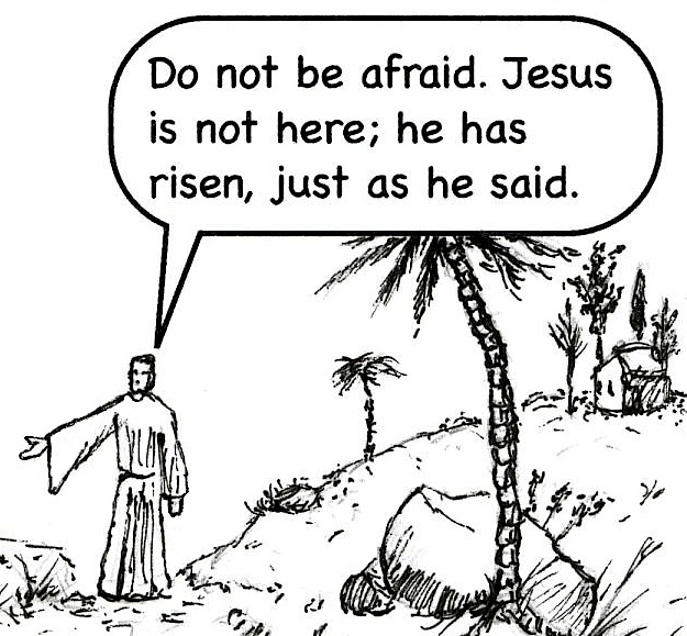 Free Jesus comic book