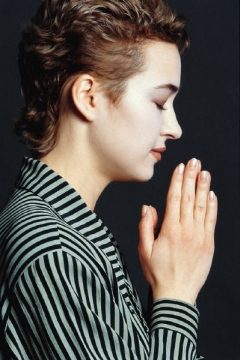 Learning how to manipulate God is not the object of prayer