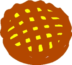 Inspiration dessert includes pie--oh my!