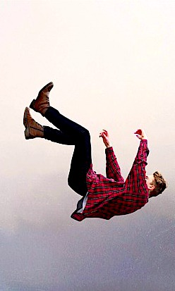 falling man
