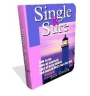 Single & Sure ebook for living a bigger life!