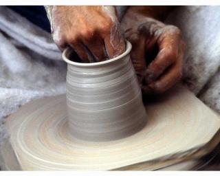 pottery hobby