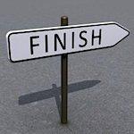 finish lin